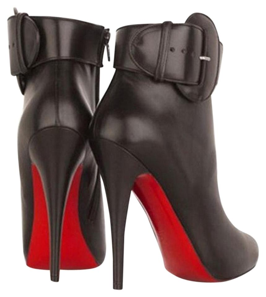 Christian Louboutin Chocolate Trottinette Trottinette Chocolate 140mm Boots/Booties 136a59