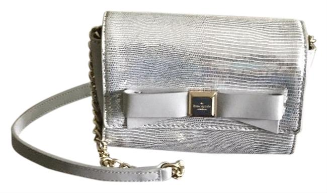 Item - Silver/Grey Shoulder Bag