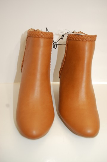 Charming Charlie Ankle Rust Brown Boots Image 1