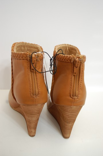 Charming Charlie Ankle Rust Brown Boots Image 2