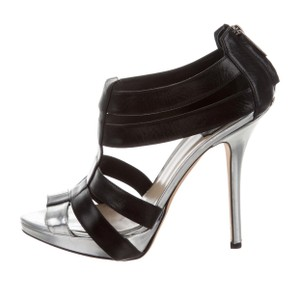 Christian Dior Black and Silver Formal