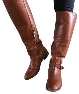 Coach camel Boots