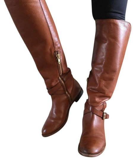Coach camel Boots Image 0