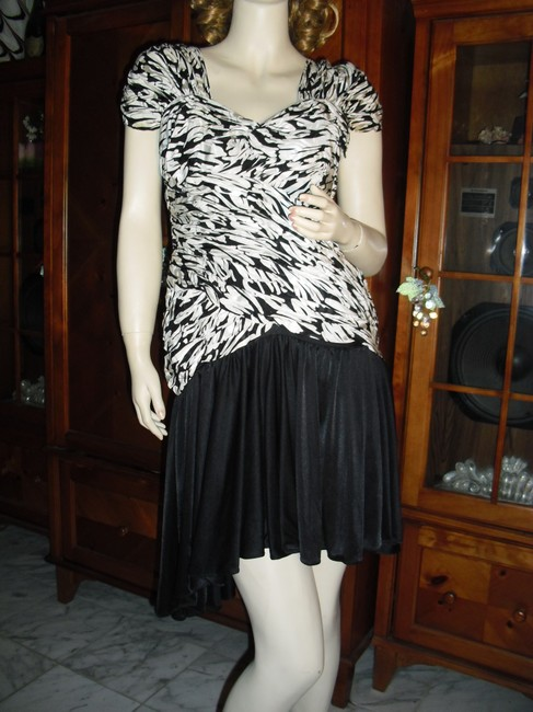 Vicky Tiel, Made in France Dress Image 2