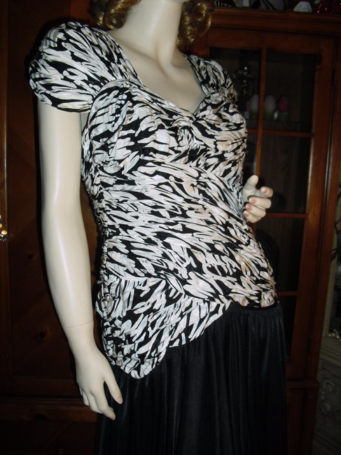 Vicky Tiel, Made in France Dress Image 4