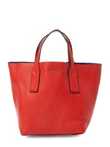 Marc Jacobs Leather Tote in Red