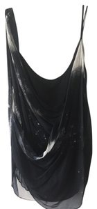 Helmut Lang Top Black & White
