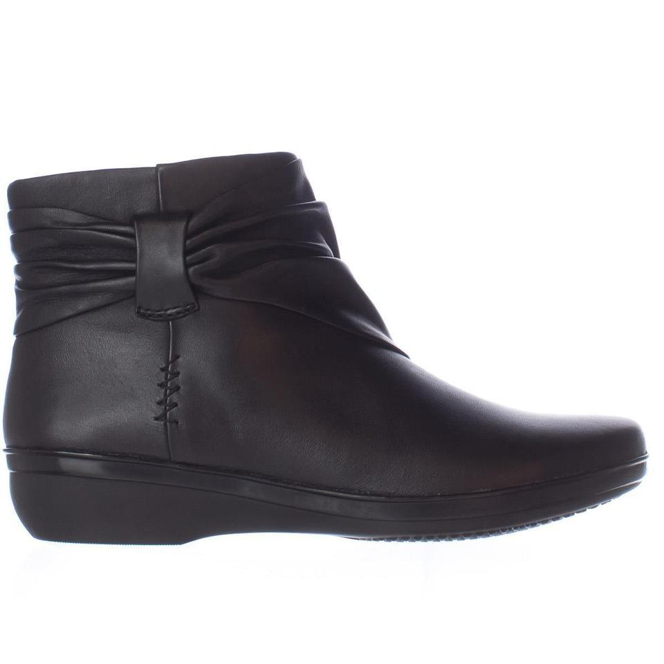 buy cheap best authentic hot product Clarks Black Everlay Mandy Wrap / 37 Eu Boots/Booties Size US 6.5 Regular  (M, B) 52% off retail