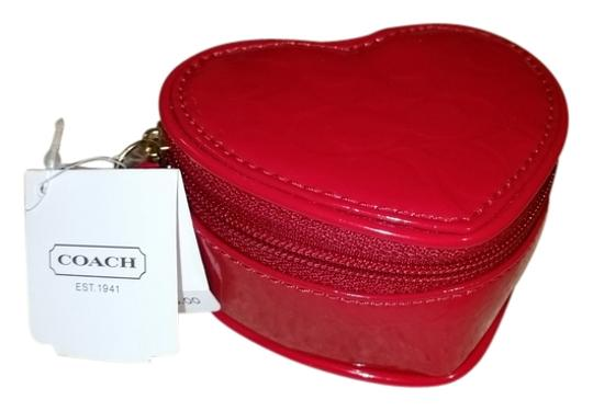 Preload https://item5.tradesy.com/images/coach-red-heart-pouch-2210019-0-2.jpg?width=440&height=440