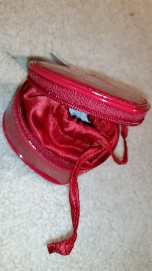 Coach Coach heart jewelry pouch