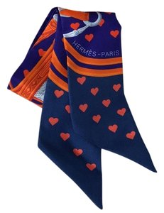 Herms Hermes Twilly Scarf