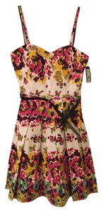 Guess short dress Multicolor on Tradesy
