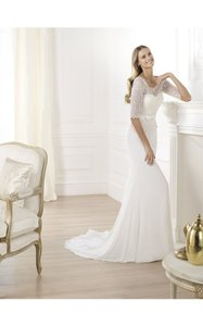 Pronovias Laima Wedding Dress