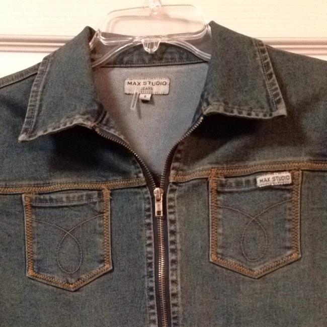 Max Studio Denim Jacket
