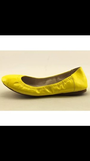 Vince Camuto Bumble Yellow Flats