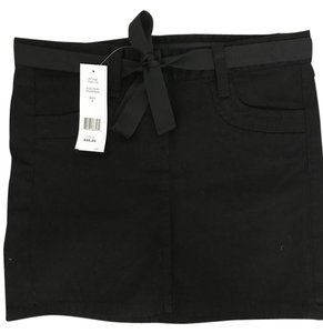 French Connection Mini Skirt Black