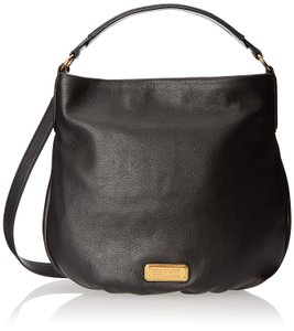 Marc by Marc Jacobs Timeless Classic Leather Cross Body Minimalist Mimimal Hobo Bag