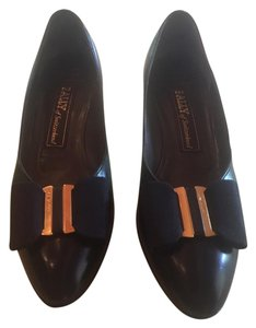 Bally Vintage Navy blue Pumps