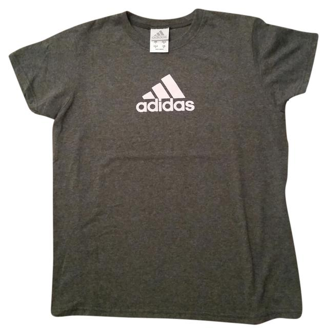 Preload https://item5.tradesy.com/images/adidas-gray-women-s-t-shirt-with-pink-logo-activewear-top-size-14-l-34-2210304-0-0.jpg?width=400&height=650