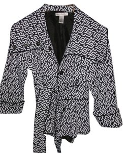 Susan Bristol black and white Jacket
