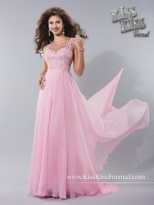 Kiss Kiss Formal Prom Dress
