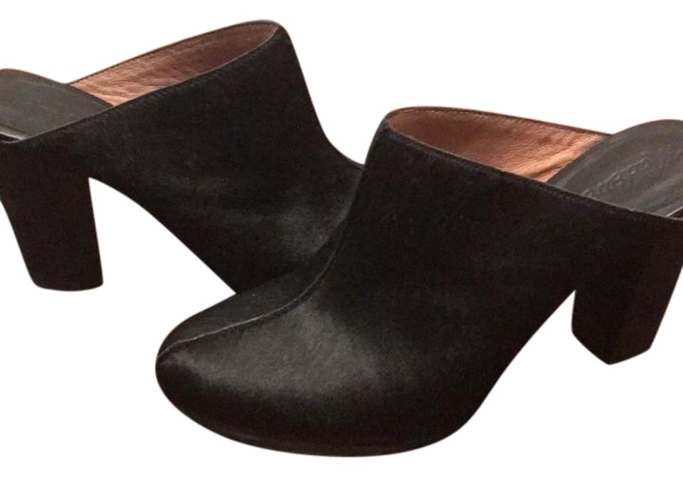 women go Madewell Black Mules/Slides Let our goods go women out into the world ebaa33