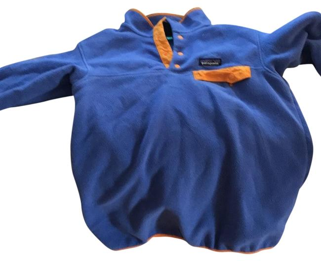 Item - Blue and Orange Jacket Size 4 (S)
