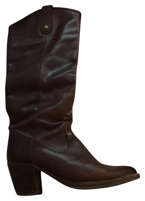 Frye Brown Boots/Booties Size US 7.5 Regular (M, B) Frye Brown Boots/Booties Size US 7.5 Regular (M, B) Image 1