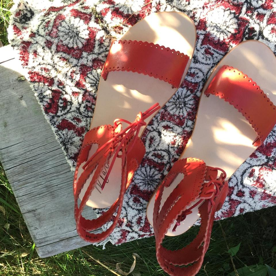 f3e208cd922 Matisse Natasha Gladiator - Like 8 red Sandals Image 11. 123456789101112