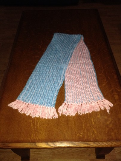 Other Knit Scarf Handmade