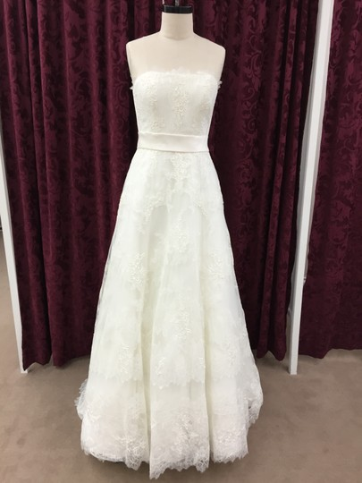 Preload https://img-static.tradesy.com/item/2210524/la-sposa-off-white-chantilly-lace-with-tulle-matilde-modern-wedding-dress-size-8-m-0-1-540-540.jpg