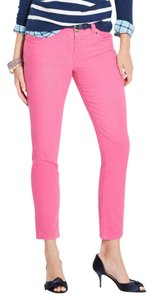 Vineyard Vines Straight Pants Pink