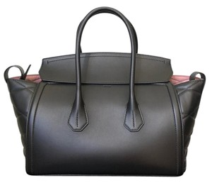 Bally Sommet Medium Sommet Sommet Tote in Black Quilted Stitching
