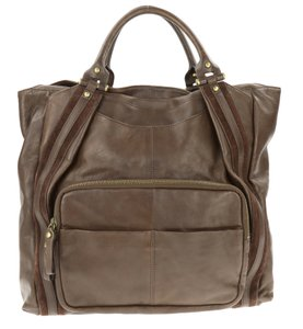 7 For All Mankind Tote in Brown