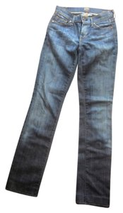 Citizens of Humanity Casual Comfortable Straight Leg Jeans-Light Wash