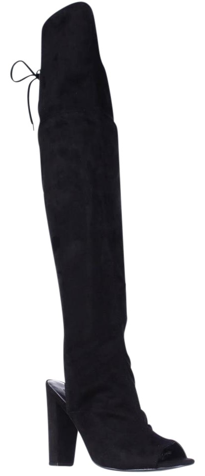 Guess Boots/Booties Black Galle Over-the-knee Dress Boots/Booties Guess 90e155