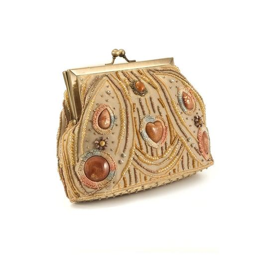 Preload https://img-static.tradesy.com/item/22107971/vintage-style-evening-purse-cabochon-beads-muti-colored-clutch-0-0-540-540.jpg