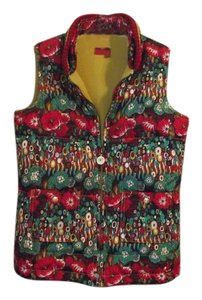 Oilily Small Floral Vest