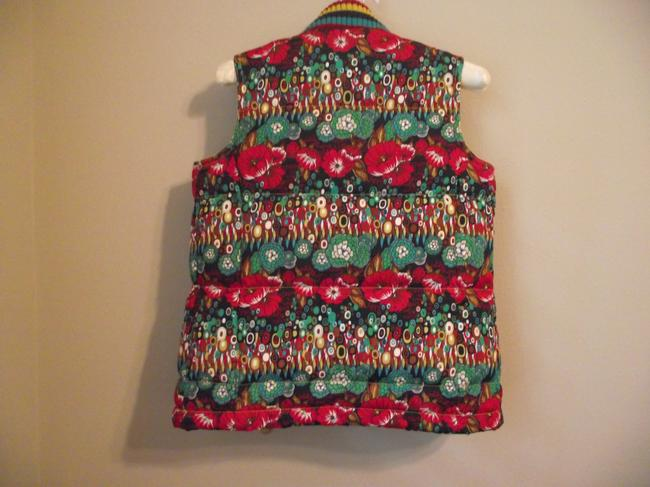 Oilily Small Floral Vest Image 5