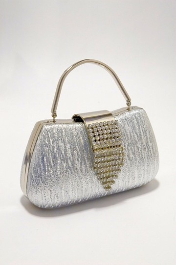 madisonavemall Womens Bags Womens Acessories white Clutch Image 1