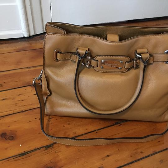 Michael Kors Satchel in Brown Image 1
