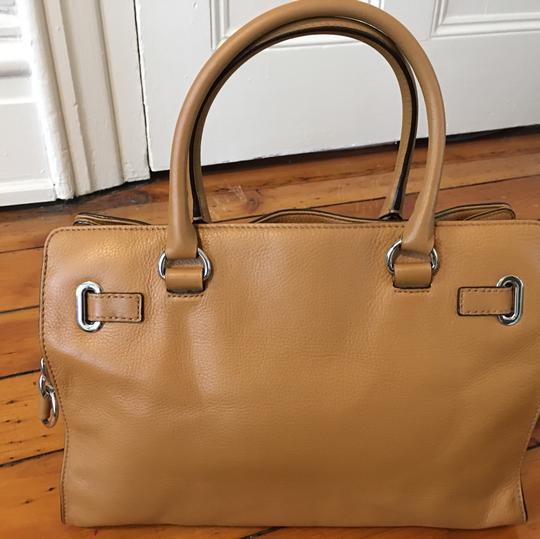 Michael Kors Satchel in Brown Image 9