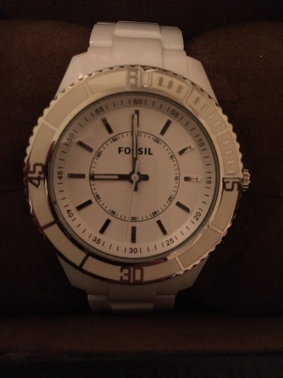Fossil Fossil Women's White Watch