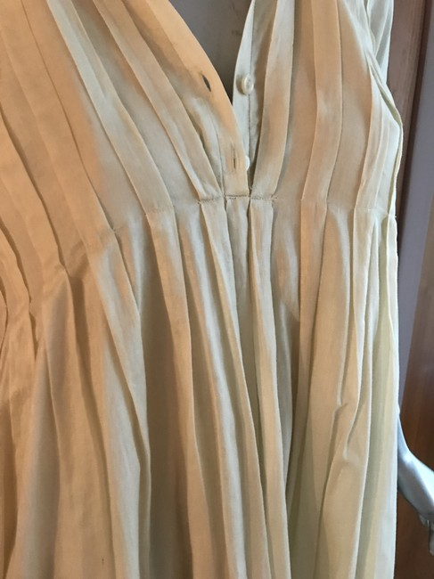 Diane von Furstenberg short dress cream on Tradesy Image 1