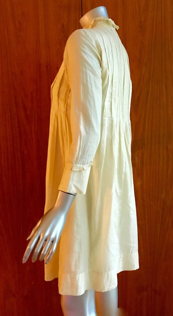 Diane von Furstenberg short dress cream on Tradesy Image 3