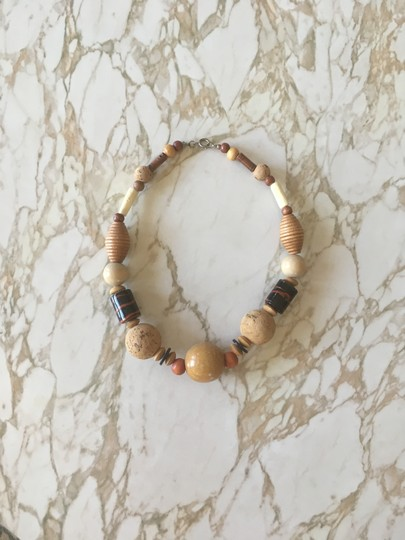 Madewell Beaded Necklace Image 1