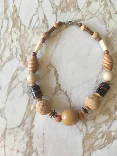 Madewell Beaded Necklace Image 3