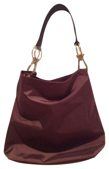 Preload https://item3.tradesy.com/images/chocolate-brown-nylon-hobo-bag-2210882-0-1.jpg?width=440&height=440
