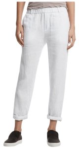 James Perse Linen Pull-On pants, Size 1 Pants