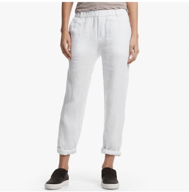 James Perse Linen Pull-On pants, Size 1 Pants Image 1